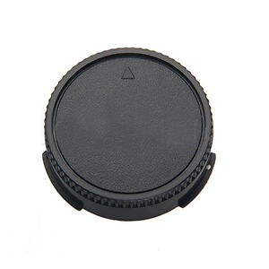 5-teilig-viele-Kunststoff-Rear-Lens-Cap-Cover-fuer-Canon-FD-FL-Mount-Kamera-Schwarz