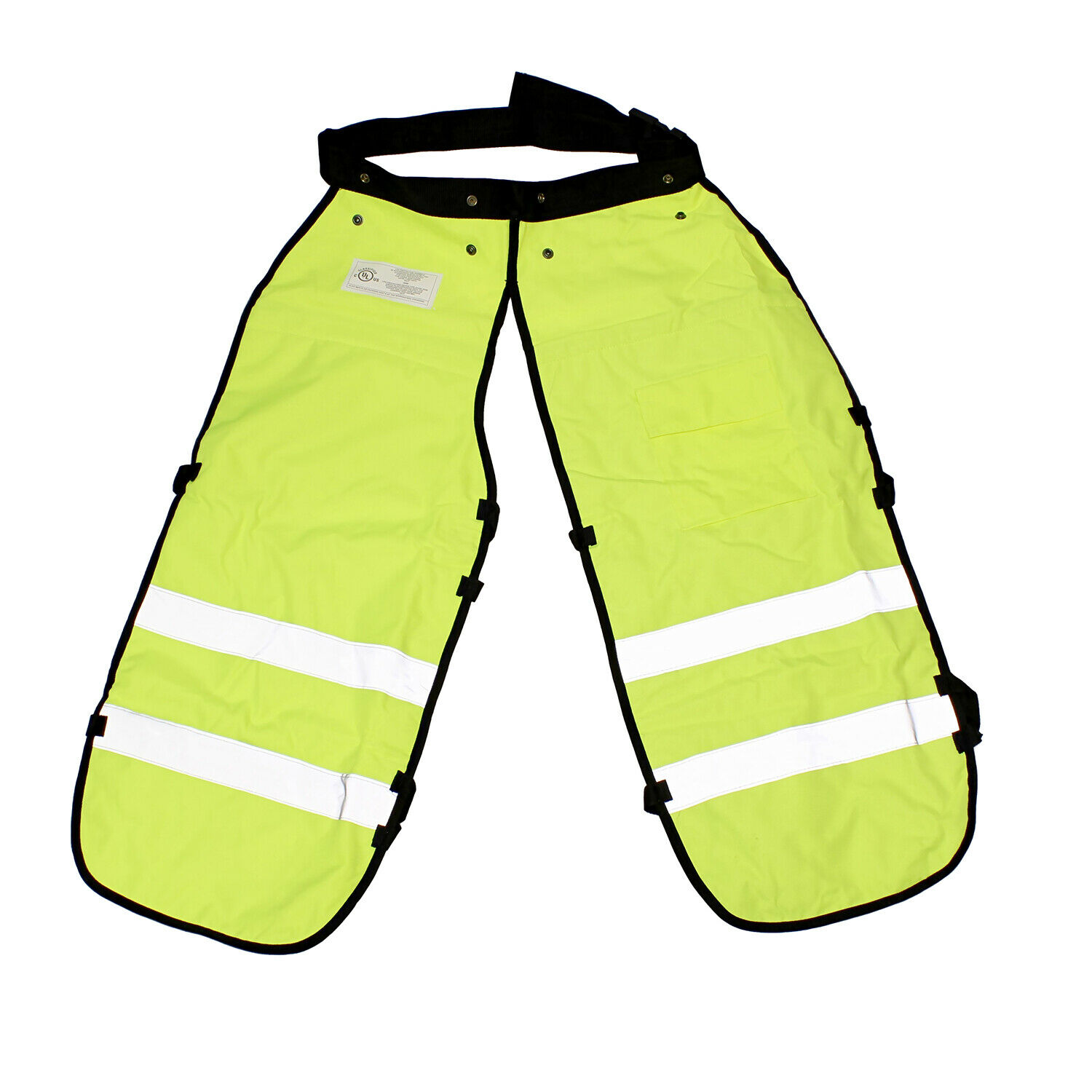 Felled   Safety Chainsaw Chaps Logging Tools Chainsaw Apron Chaps in Grün