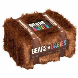 BEARS-VS-BABIES-GIOCO-DI-SOCIETA-039-PRODOTTO-DA-ASMODEE