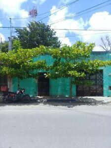 Casa venta en Centro de Merida para remodelar