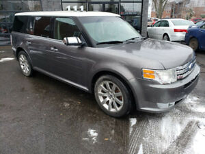 Ford Flex Limited 2009 AWD 7 passagers , cuir