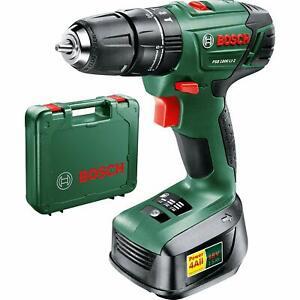 Bosch-Perceuse-Batterie-PSR-18-Li-2-18-Volt-Neuf-3-Ans-Garantie
