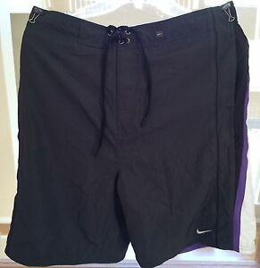 Nike Swimwear Board Shorts Swim Trunks Men's Size M | eBay