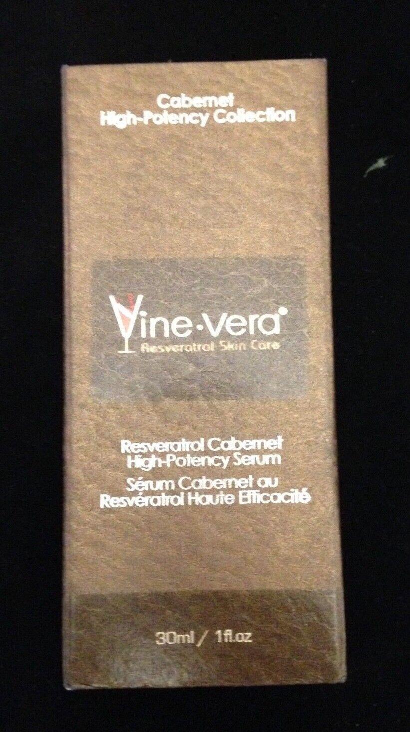 Vine Vera Resveratrol Cabernet High Potency Eye Serum 50ml