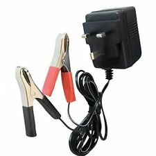 12 Volt Trickle Charger Car Bike Scooter Caravan Battery Charge Van   13D