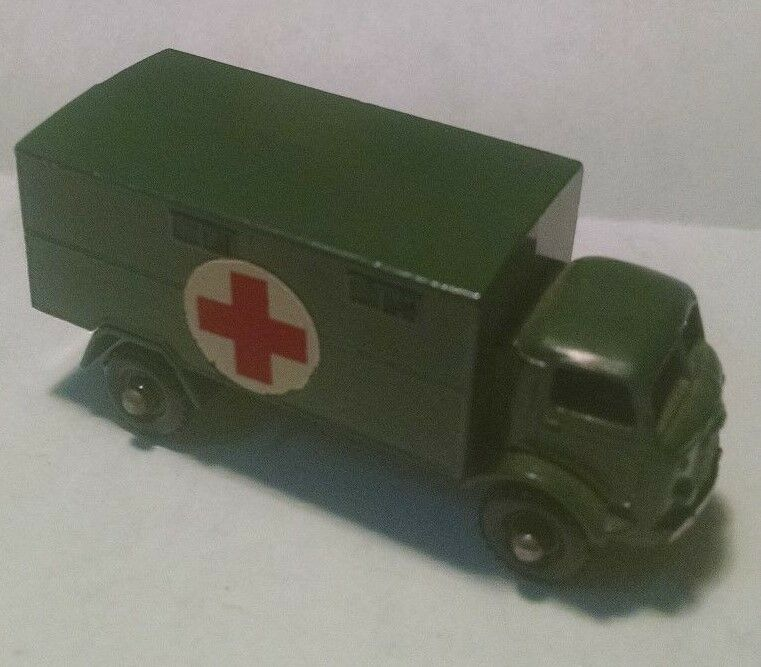 Matchbox Regular Wheel 63 Ford Service Ambulance 1959