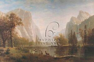 Lake-in-Yosemite-Valley-by-Albert-Bierstadt-Print-37-25x25-5
