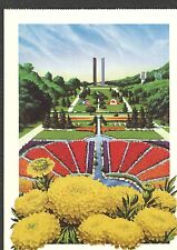 A2035 - NOVA SCOTIA 1991- CARTOLINA UFFICIALE POSTE - GIARDINI - VEDI FOTO