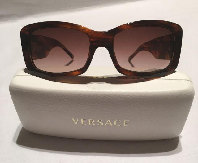 Versace Womens VE4306Q Havana//Havana//Brown Gradient