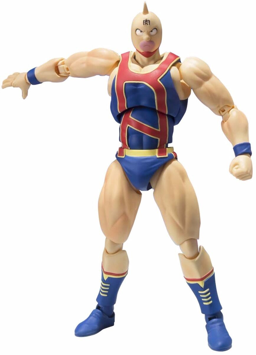 S.H.Figuarts Kinnikuman Scramble per The Throne Versione Action Figure Bandai