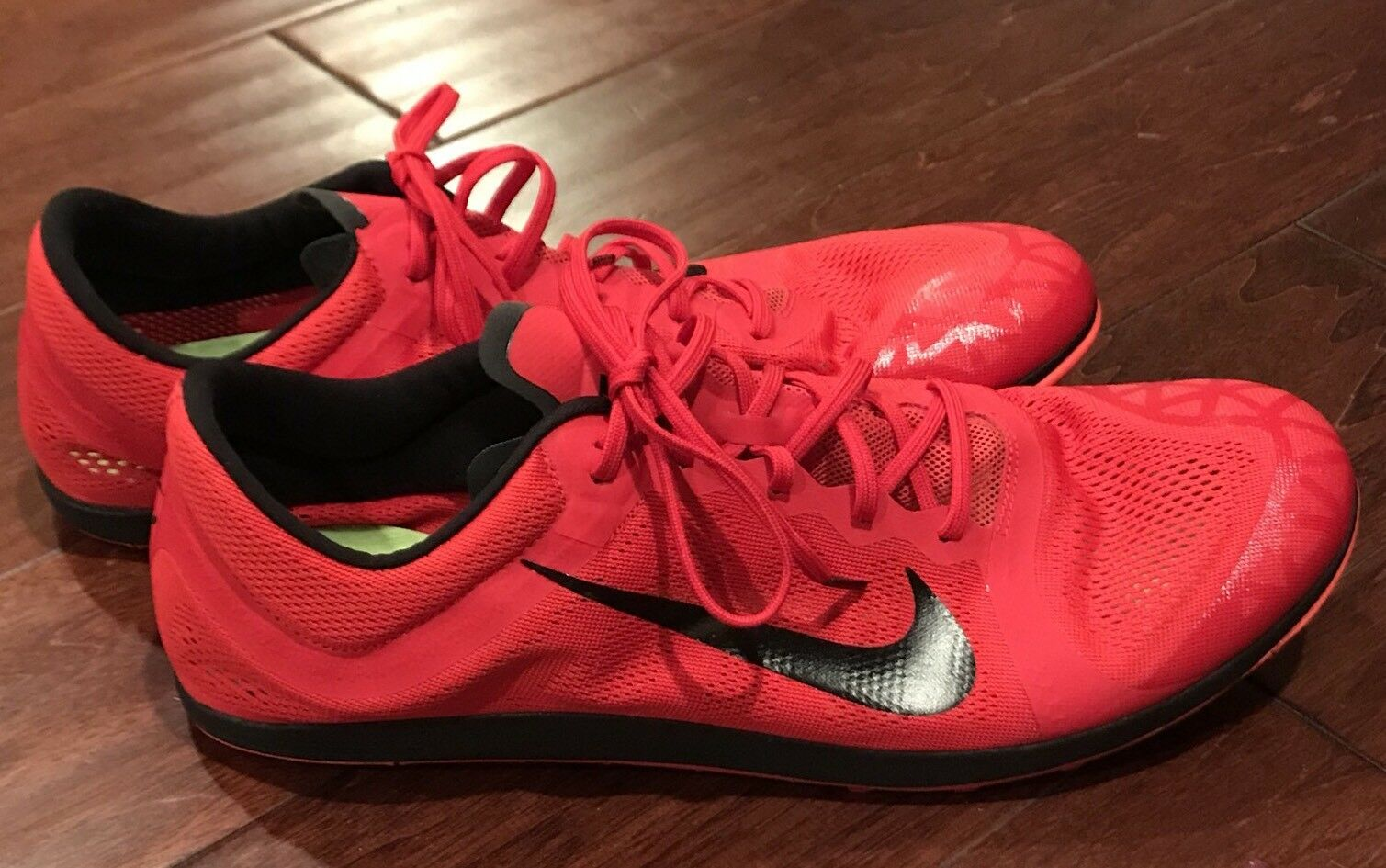 Hombre Nike Zoom XC Cross Country running Track Shoe SZ 14 Track running rojo negro baratos zapatos de mujer zapatos de mujer 7e5840