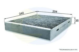 Comline-Cabin-Pollen-Interior-Air-Filter-EKF295A-BRAND-NEW