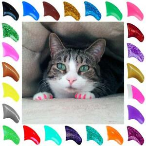 Soft-Purrdy-Paws-Nail-Caps-for-Cat-Claws-Grooming-6-month-supply-XTRA-ADHESIVE