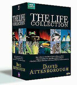 Attenborugh - The Life Collection DVD Neuf DVD (BBCDVD3985)