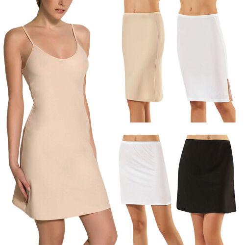 Mellice Damen Unterkleid Unterrock