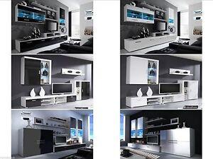 New High Gloss Living Room Furniture Sets