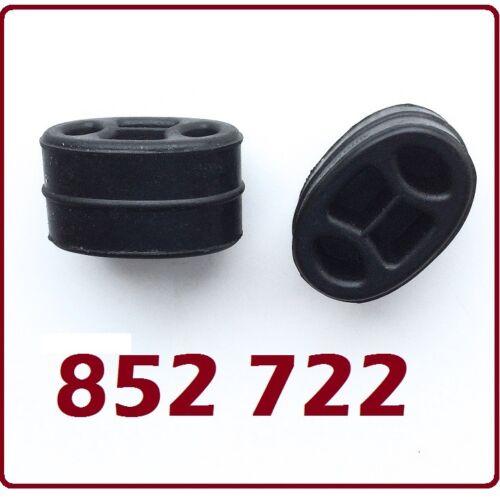 1 St.Auspuff Gummi Halter Abgasanlage OPEL ASTRA F  1.6 Si 100PS 1.6 i 71PS 75PS