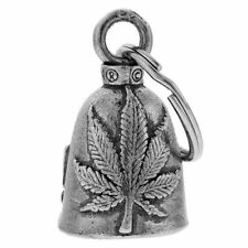 GO GREEN POT BELL Guardian® Bell Motorcycle - Harley Accessory HD Gremlin NEW
