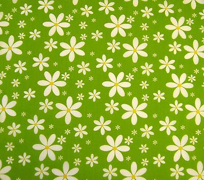 Red Holly Christmas Polycotton Craft  Fabric 112cm Wide Sold @ £2.64 per mtr.