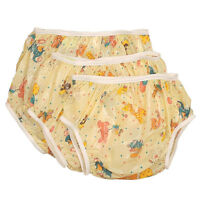 Abdl Bikini Cut, Printed Plastic Pants (pvc) For Adult Baby Diapers Ab/dl & Ddlg