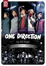 Up All Night: The Live Tour [Video] by One Direction (UK) (DVD, May-2012, Sony M