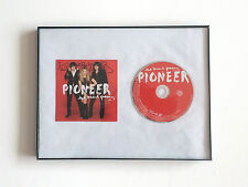 Pioneer THE BAND PERRY Signed Autographed FRAMED CD Album COA! DONE