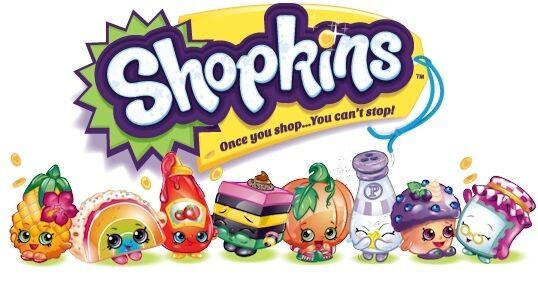 Shopkins Saisons 3, 4, 5, & 6 Store Paquets étui   30