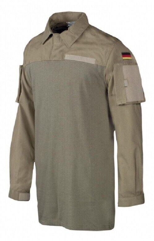 COMBATIR la  KAJJ camisa táctica militar del ejército BW camisa caqui COYOTE  online al mejor precio