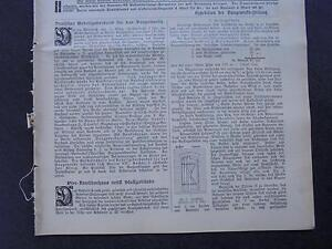 1899 Baugewerkszeitung 22/maison Familiale Près Schwerin-ung 22 / Familienhaus Nähe Schwerin Fr-fr Afficher Le Titre D'origine