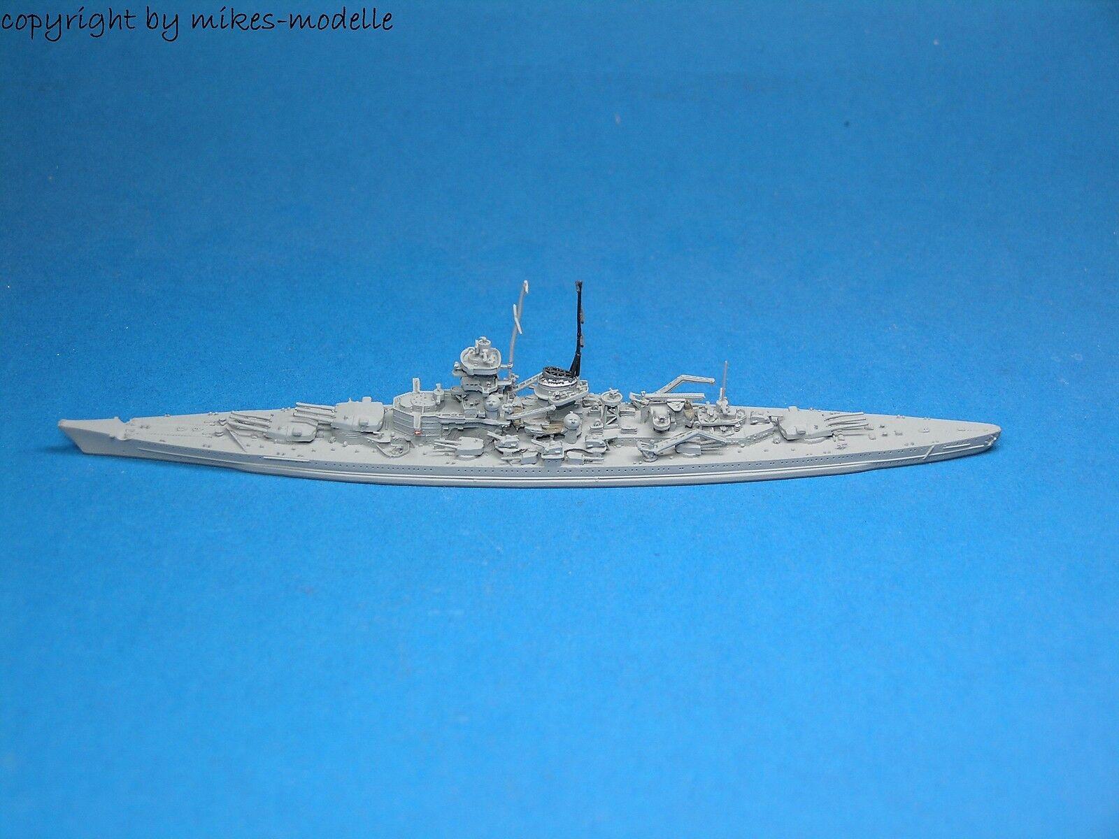 1  1250 navire de guerre Gneisenau de Neptune (1004)