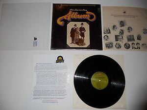 Peter-Paul-amp-Mary-Album-ws-1648-Warner-1A-1st-1966-1st-Press-VG-ULTRASONIC-CLN
