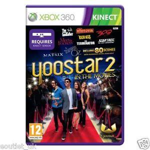 Yoostar-2-In-The-Movies-Juego-Kinect-para-Xbox-360-X360-Nuevo-Precintado