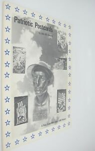 Patriotic-Postcards-Price-Guide-by-John-Kaduck-1974-First-Edition-Book