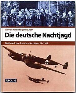 Die-deutsche-Nachtjagd-bis-1945-Nachtjaeger-Bildband-Bildchronik-Nachtjaeger-Buch