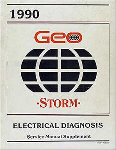 la imagen se est� cargando 1990-geo -tormenta-electrica-diagnostico-manual-de-servicio-