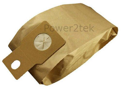 u20ab Sacchetti per aspirapolvere per Panasonic mc-e54 mce55 mc-e55 Hoover Nuove u20e 5 x u-2e