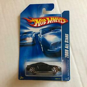 Hot Wheels 2008 Tout Stars Aston Martin V8 Vantage # 50/196 CL6