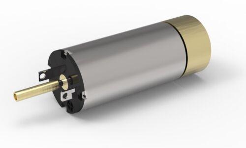 flywheel 1020D Coreless motor 12V with 10 mm adapter