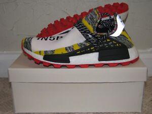 360432daa7f5b adidas Solar HU NMD White   Black Mens Size 10 DS NEW! BB9527 ...