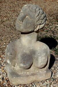 Escultura-Piedra-1930-Arte-Deco-N-1