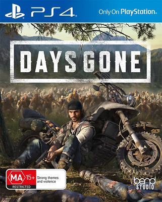 Days Gone PS4 Game NEW PREORDER 26/4