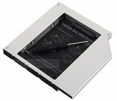 SATA 2nd Hard Drive SSD Caddy for Toshiba Satellite A50-C A50-C-16D P70-B SU-208