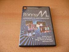 DVD Boney M. - Legendary TV Performances - 2011