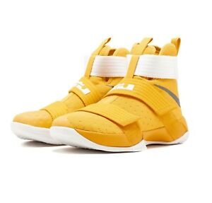 sale retailer a8160 bbb5f Image is loading Nike-LeBron-Soldier-10-TB-Promo-Mens-Size-