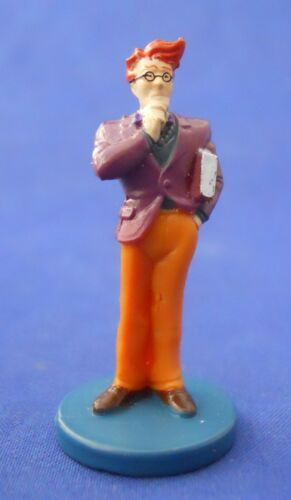 Clue Professor Plum Token Replacement Part Game Piece Mover Pawn Parker Brothers