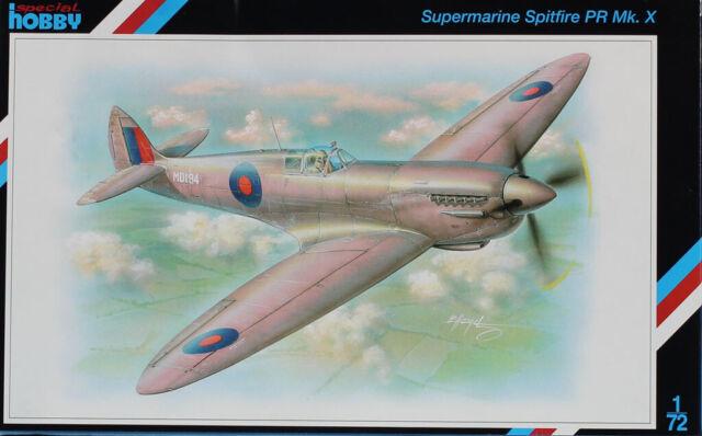 46 72231 Airplane Special Hobby 1:72 Supermarine Seafire FR Mk