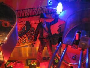 Indiana Jones Pinball LIGHTSHOW SKULL figure mod