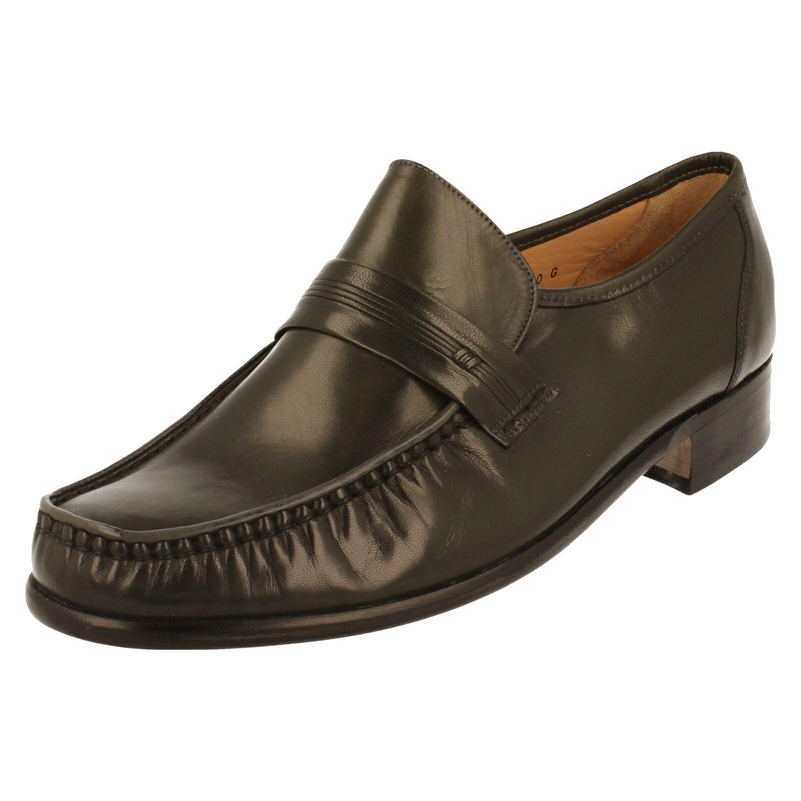 hombre Grenson Formal Zapatos Mocasín-33342