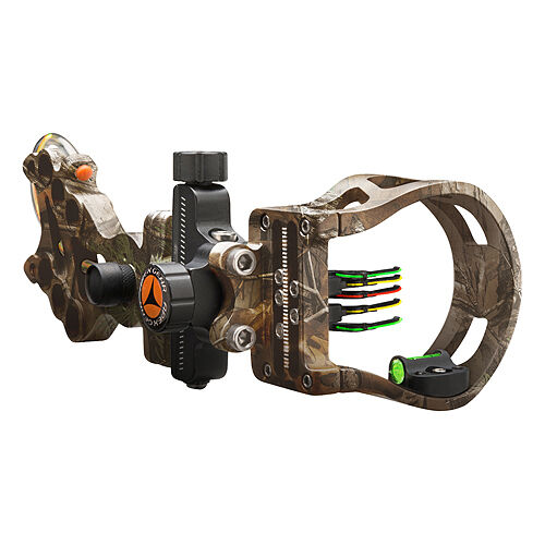Apex Attitude Micro 5 Pin .019 Sight Realtree Xtra Camo