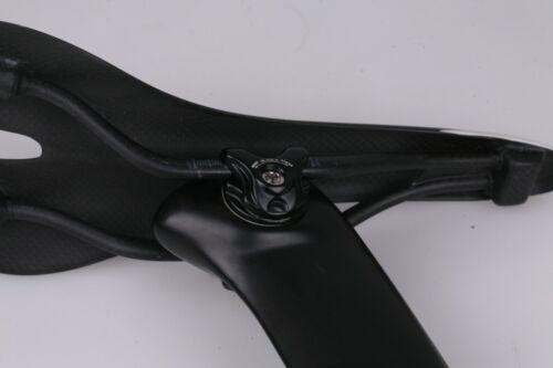 Details about  /J/&L SeatPost Saddle Clamp+Ti Bolt for Specialized Venge//Allez//Shiv-7*10mm Rails